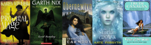 Fantasy covers