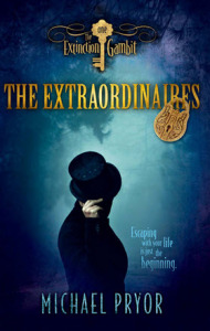 The Extraordinaires cover