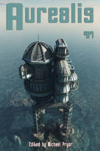 Aurealis #97 cover ocean tower