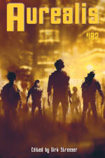 Aurealis #102 cover zombies
