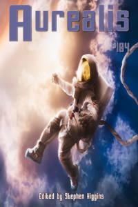 Aurealis #104 cover spaceman