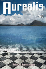 Aurealis #105 cover Marble Tile Beach