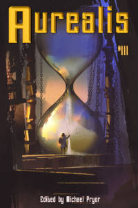 Aurealis #111 cover Hour glass