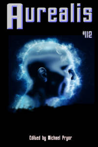 Aurealis #112 cover Blue head