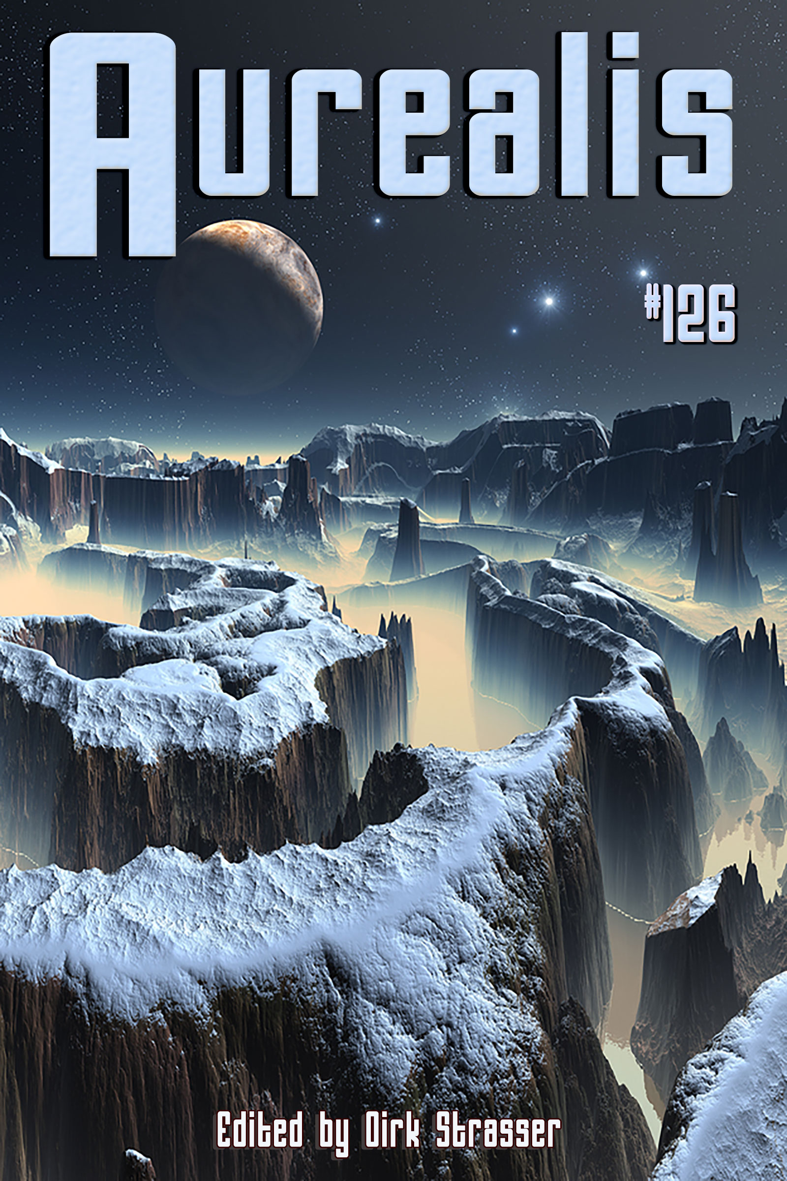 Aurealis-126-cover-mountain-maze-planet