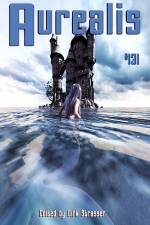 Aurealis 131 cover mermaid and castle
